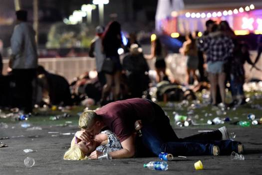 Las Vegas Shooting NBC